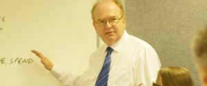 Salinet's Andy Entwistle helping businesses improve their marketing